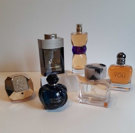 Perfumy (Tester) Lista w opisie ok 200 perfum do wyboru