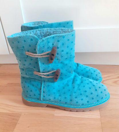 Reserved piękne buty jesień zima 33/34