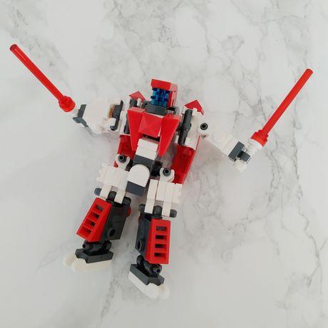 Конструктор робот трансформер блоки Лего