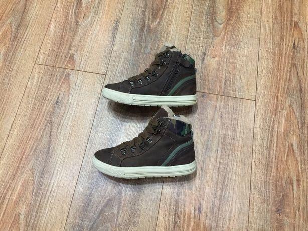 Ботинки зимние сапожки на мальчика черевики Elefanten р.32 (20.5см