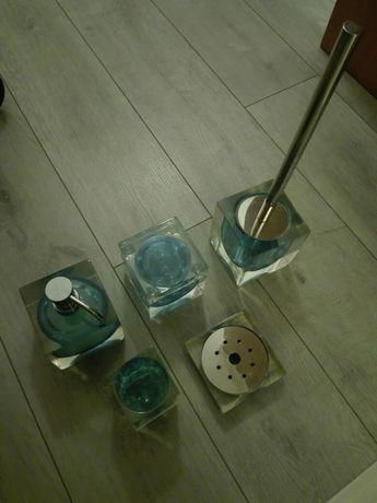 Conjunto Banho Turquesa