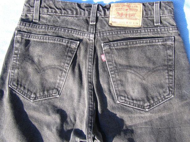 Spodnie męskie LEVIS W33 L34- 2 pary
