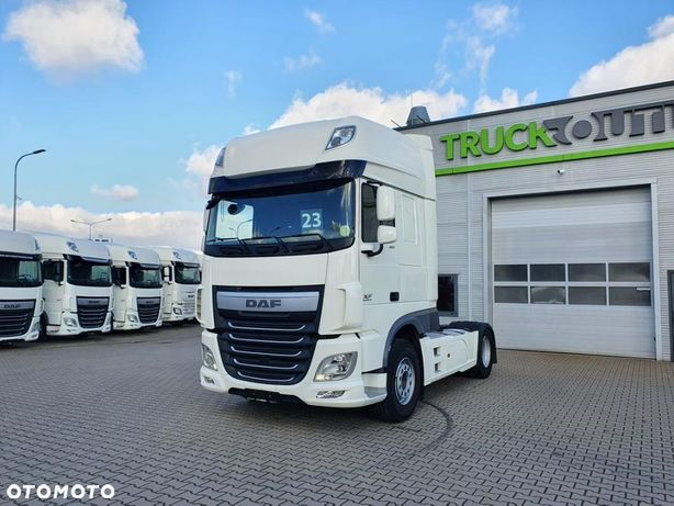 DAF FT XF 460 Super Space Cab  Salon Polska, 1300L #957
