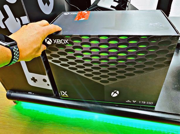 Consola XBOX Series X (1TB), Nova e Selada