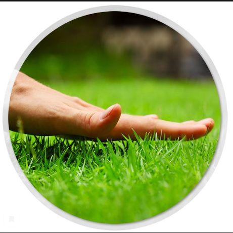 5кг на 1сотку набор для ГИДРОПОСЕВА жидкий газон семена трав+ удобрен