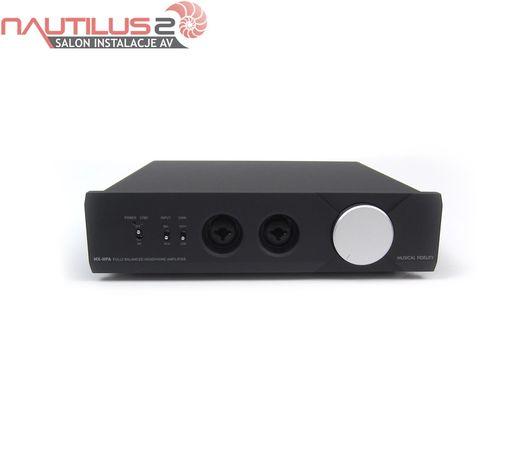 Musical Fidelity MX-HPA wzmacniacz słuchawkowy klasy A