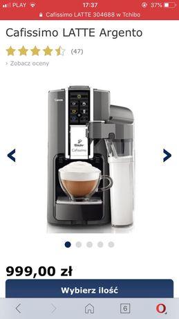 Ekspres do kawy na kapsułki tchibo