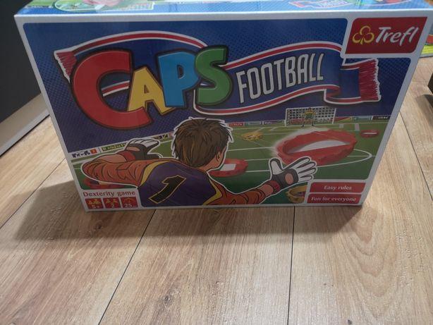 Gra planszowa Piłka nożna Caps Football Trefl