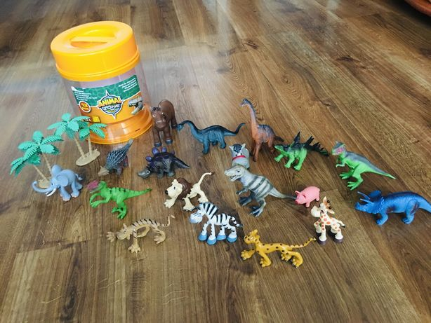 Dinozaury / zwierzątka