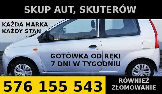SKUP AUT Skup Skuterów Skup Samochodów Skup Motocykli oraz Złomowanie