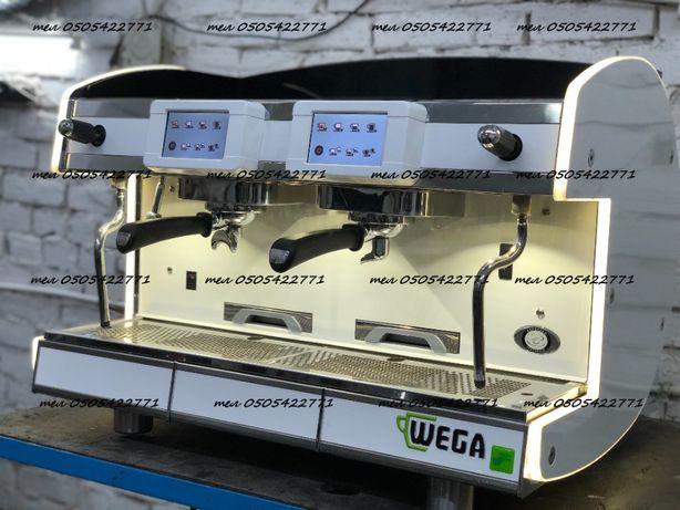Новая Автоматическая кофемашина Wega My Concept 2