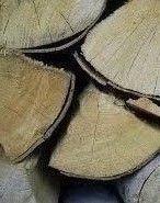 Połupane, zdrowe-kaloryczne drewno kominkowe -opałowe,