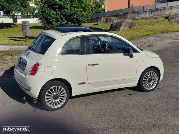 Fiat 500 0.9 8V TwinAir New Lounge S&S