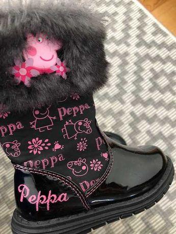 Kozaki, kozaczki 21 dziewczynka PEPA nowe