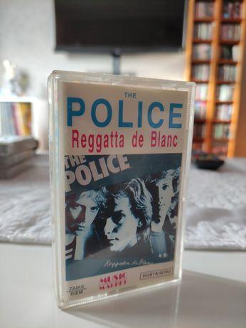 Kaseta the Police reggatta dr blanc