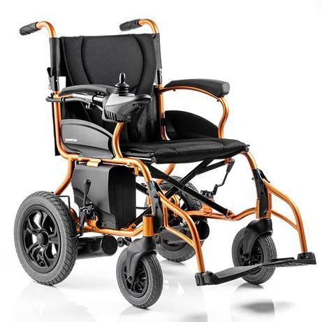 PROMOCJA wózek inwalidzki elektryczny lekki