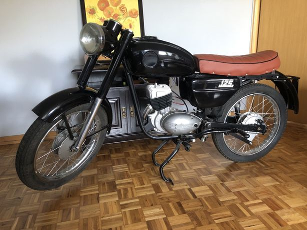3szt. Motocykle WSK 125