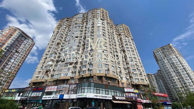 Продажа видовой 2-ком квартиры 90 м2 Анны Ахматовой 30 Позняки