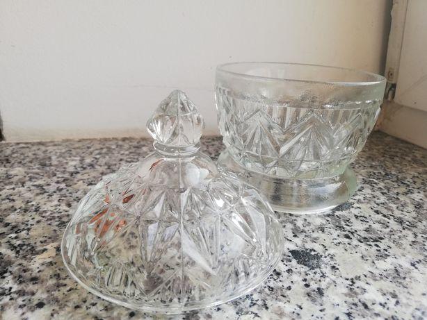 Kryształ cukiernica/bomboniera