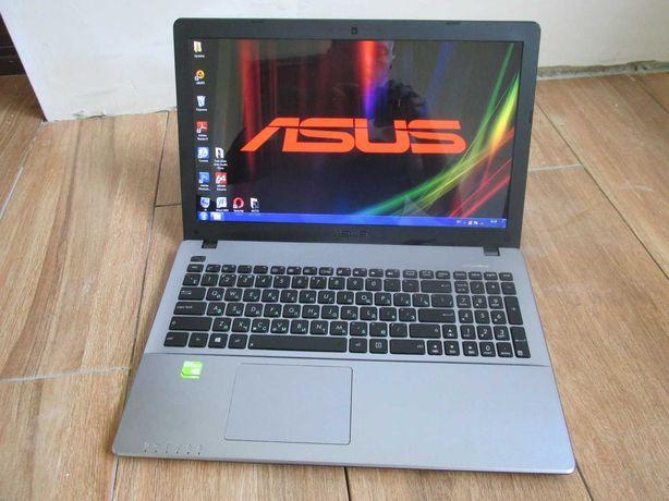 ИГРОВОЙ Ноутбук Asus SSD+HDD/i7-3.2GHz+Geforce GT 128bit+8Gb+3год