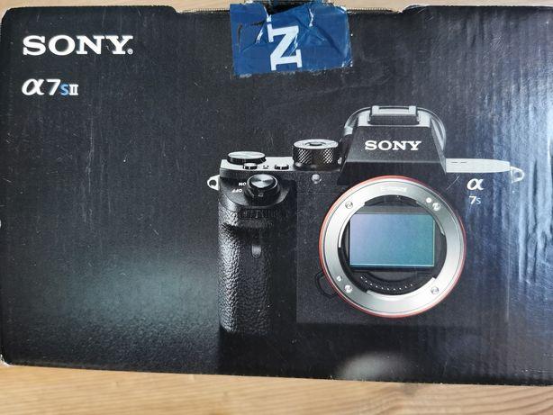 Vendo Sony A7SII alpha 7 sii nova