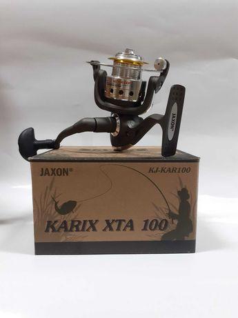 Kołowrotek wędkarski JAXON KARIX XTA 100  (NOWY)