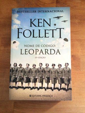 Nome de Código Leoparda - Ken Follett
