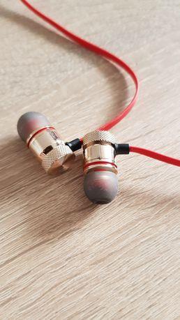 Bezprzewodowe słuchawki kanałowe