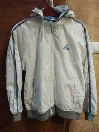 Куртка спортивная (ветровка) le coq sportif