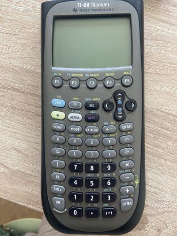 Calculadora ti-89 titanium
