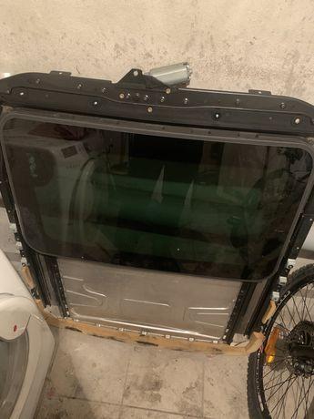 Szyberdach elektryczny szklany bmw e46 coupe kombi sedan z silniczkiem