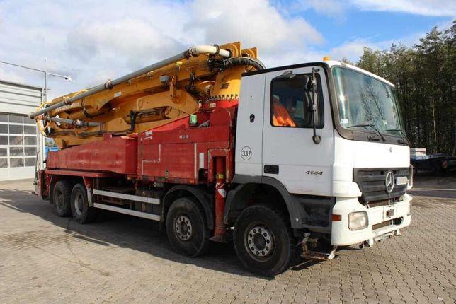 Mercedes ACTROS pompa do betonu Putzmeister BSF 46