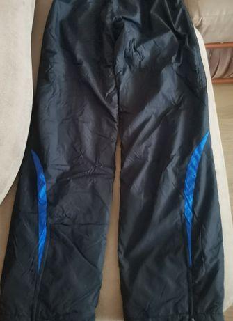 Утепленные брюки от adidas размер S