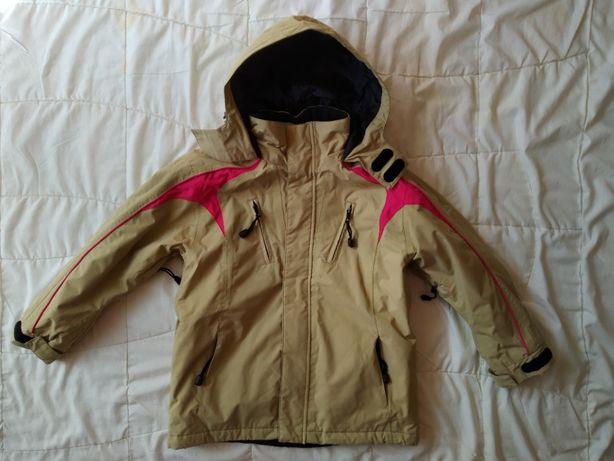 горнолыжная курточка Ice Mountain размер на рост 9/10 лет