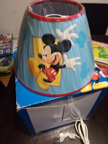 Candeeiro do Mickey para mesinha NOVO
