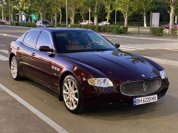 Maserati Quattroporte 2007