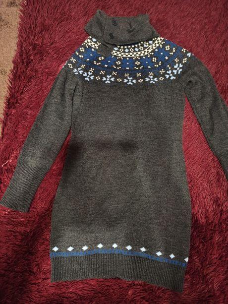Платье вязаное от Бонприкс