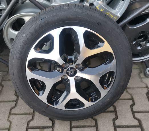 """Renault alu 17"""" 4x100 Captur Dotyczy felg"""