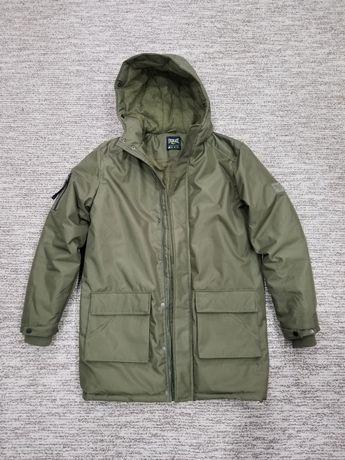 Куртка мужская зимняя Everlast новая тёплая ветро и водонепроницаемая