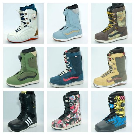 Продам Ботинки для сноуборда сток.