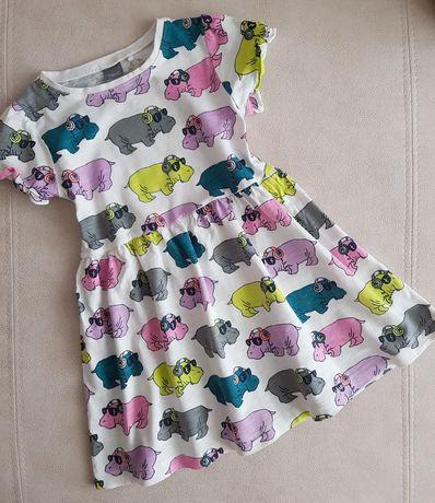 Платье  next 3-4 года