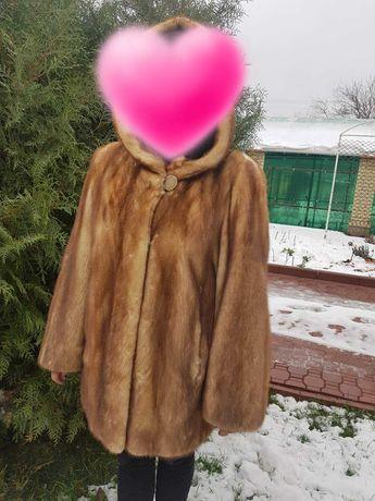 Норковая женская шубка