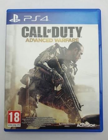 Call Of Duty Advanced Warfare PS4 LOMBARD66