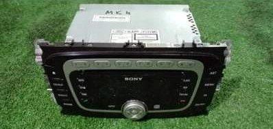 Radio do Forda Mondeo MK4