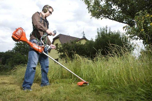 Покос травы возможен выезд в Сартану