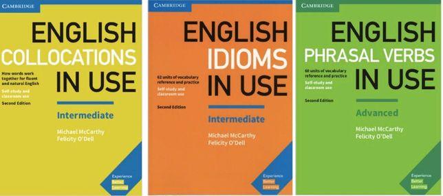 English Idioms, Collocations,Phrasal Verbs in Use
