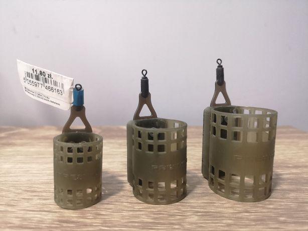 PRESTON koszyczek zanętowy Plug It Feeder Large, Medium, Small