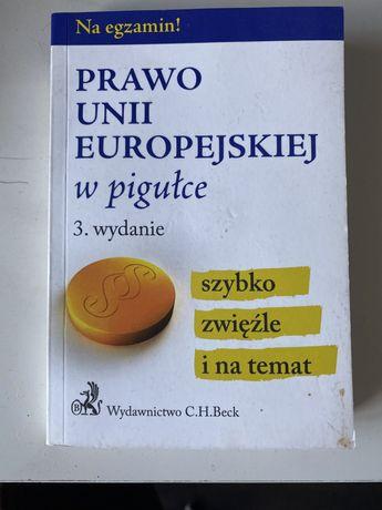 Prawo Unii Europejskiej w pigułce 2018