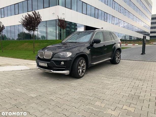 BMW X5 Aktywny układ wydechowy, bardzo bogate wyposażenie, wersja europejska