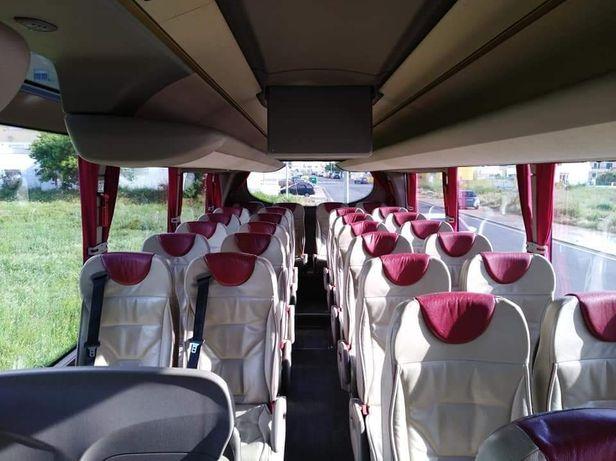 Venda empresa de autocarros